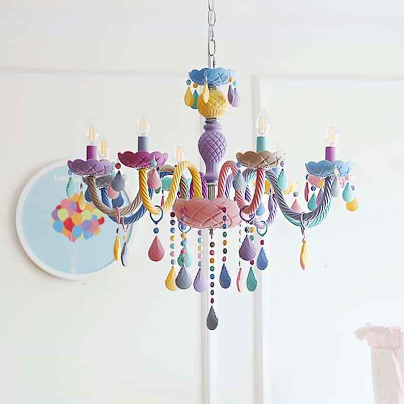 Inspirational Room Decors: Bedroom Ceiling Lights Macaroon Luminaire
