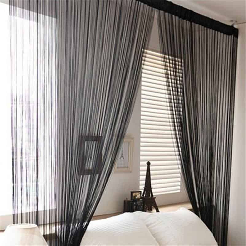 String Curtains Home Decoration