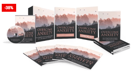 Overcome Anxiety: Control Your Life – Ebook